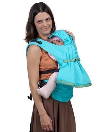 Чудо Чадо Дочкомобиль бирюзовый  — 3090р. ---------------------- Стильный, модный, практичный и яркий слинг-рюкзак Дочкомобиль создан специально для маленьких девочек. Уникальность модели заключается в оригинальном дизайне - переноска декорирована переливающейся тесьмой и бантиком, а спинка выполнена в виде платья.
