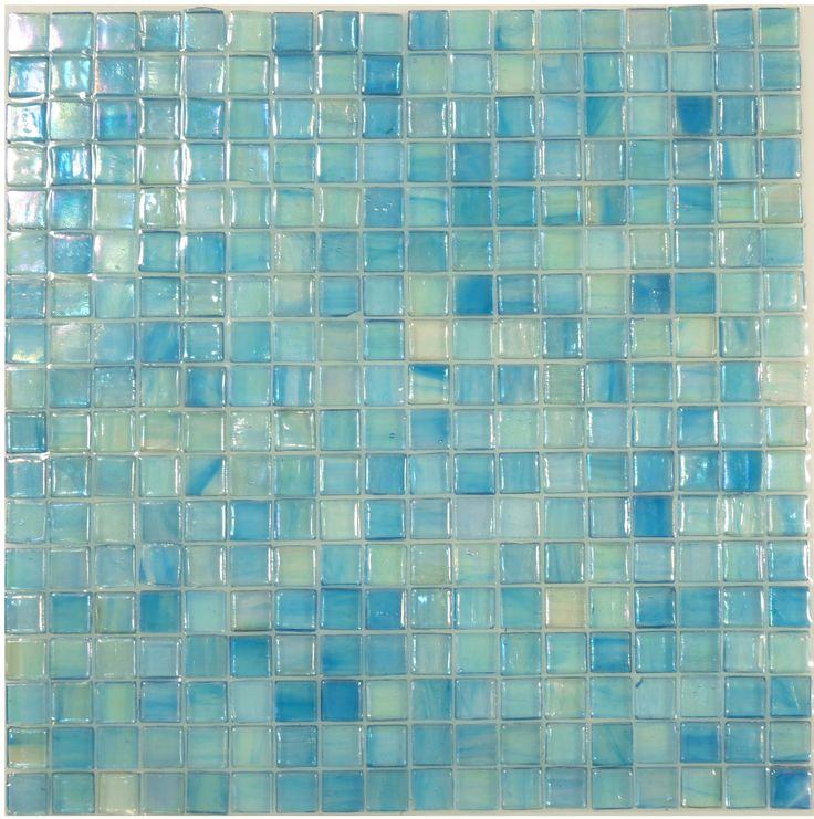 Botanical Glass GemStone Mosaic, 5/8