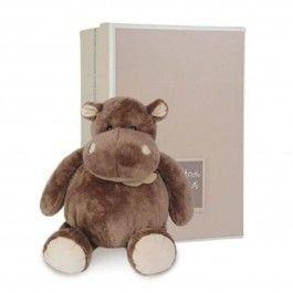 Peluche Hippopotame 23 cm