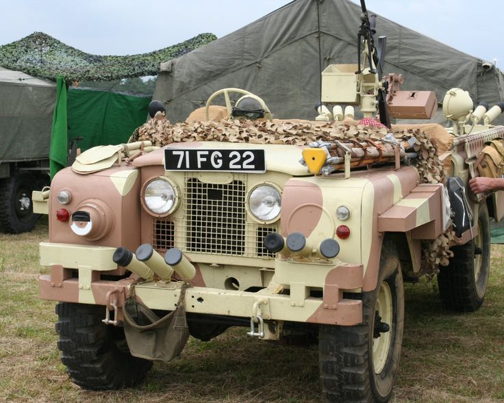 desert camouflage land rover - Google Search