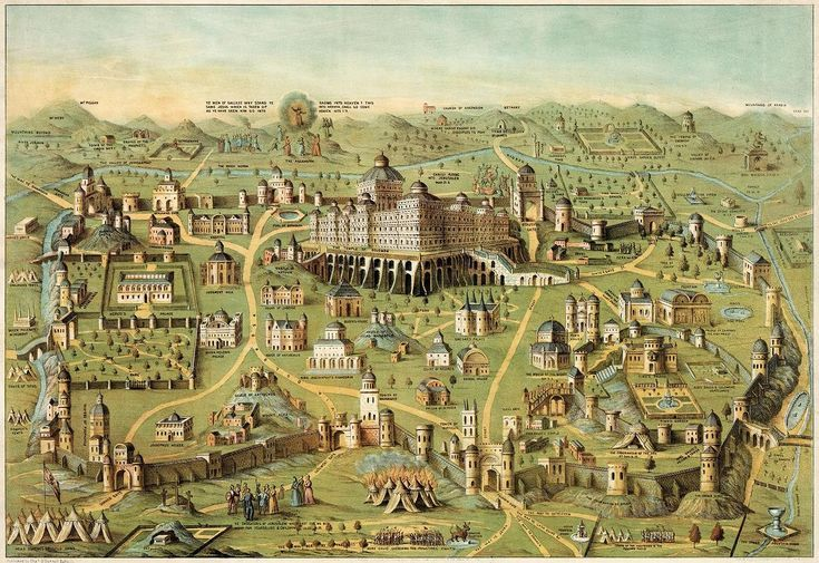 What Was the First Temple in Jerusalem?