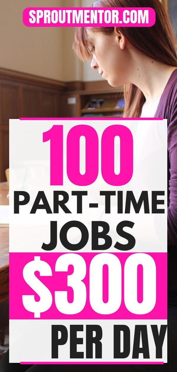 Part Time Jobs That Will Boost Your Income
