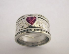 Ring from Lady peculiar