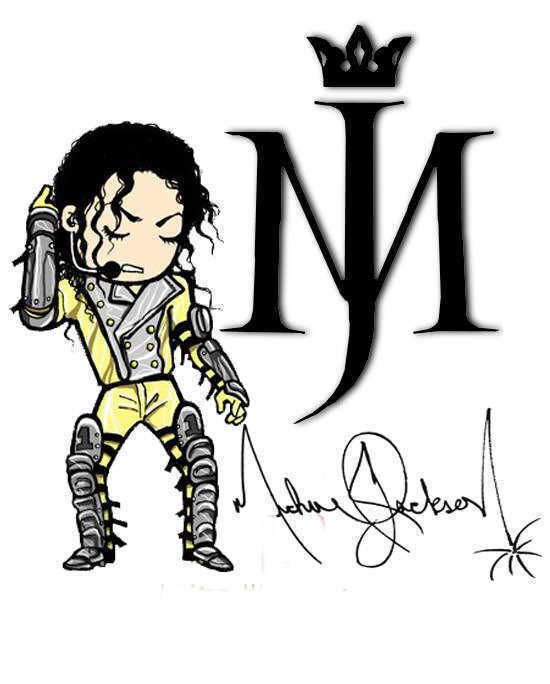 CARTOON MJ GOLD PANTS!