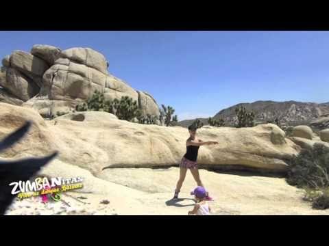 Zumba® - touch the sky (sean paul) - Blandine ZN STUDIO Mérignac - YouTube