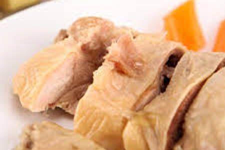 綿綿醉鹹雞 Aromatic Drunken Chicken with Medlar Seeds