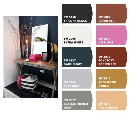 Rooms colors pictures