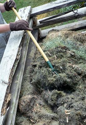 COMPOSTING 101, a primer on the making and using of compost. Here, you'll find all you need to know to start making nature's perfect soil amendment.