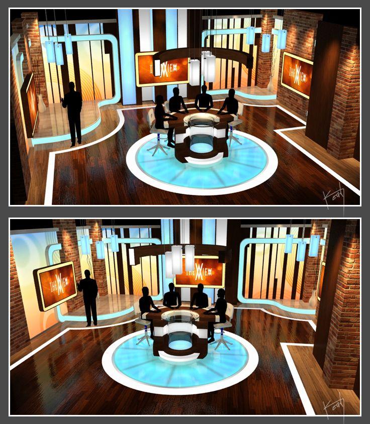 Design Shows On Tv Prepossessing 23 Best Tv Sets Images On Pinterest  Tv Sets Stage Design And Decorating Inspiration