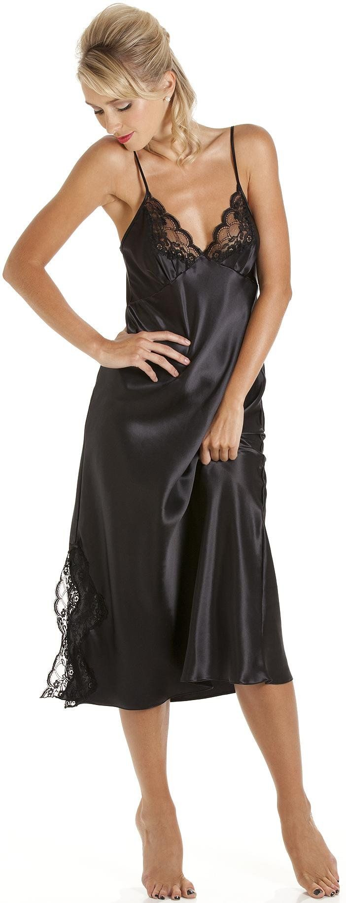 pure silk nightdress made in britain by sulis silks sizes. Black Bedroom Furniture Sets. Home Design Ideas