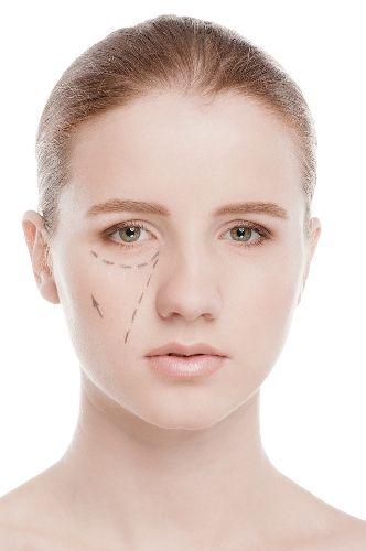 Under Eye Makeup Brush: 1000+ Ideas About Under Eyes On Pinterest
