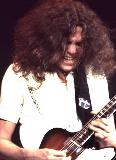 Allen Collins - Lynyrd Skynyrd and Freebird.  Do I need to say more?