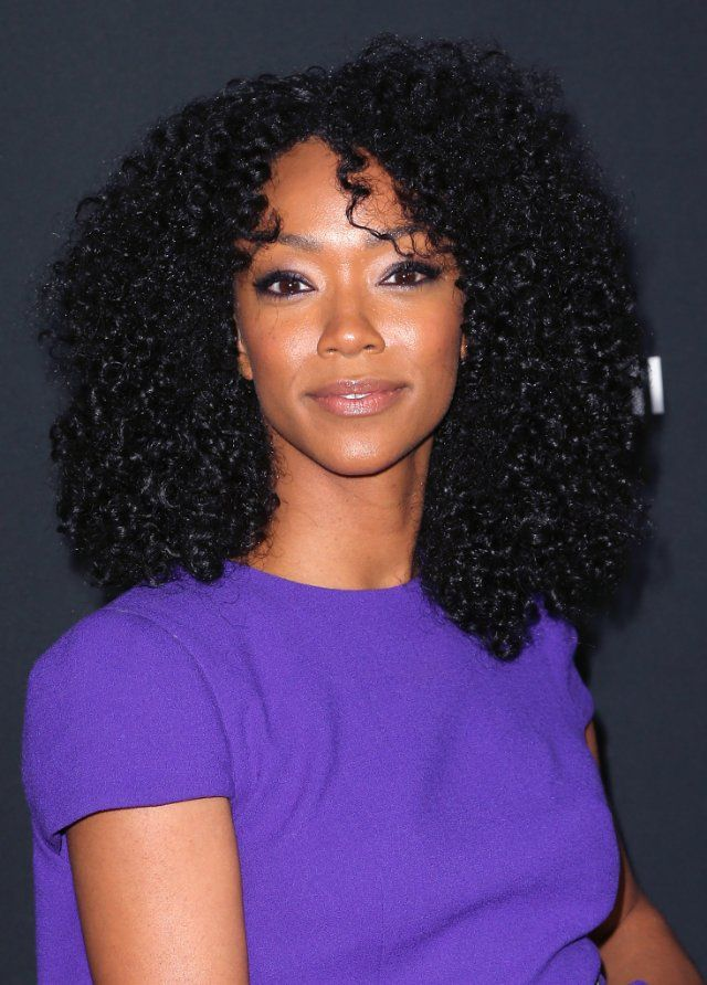 Sonequa Martin-Green: Sasha of The Walking Dead