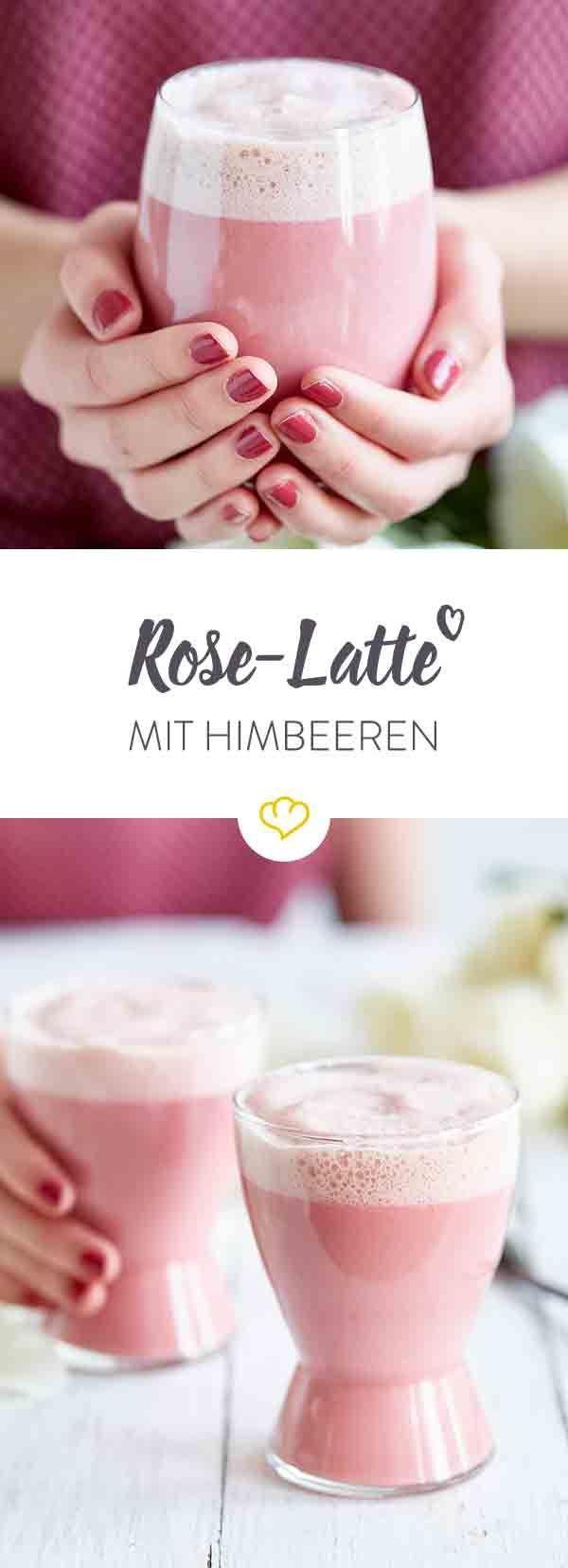 Wenn dir jemand einen Kaffee ans Bett bringt, ist das ein echter Liebesbeweis. Wenn dir jemand eine Rosenmilch ans Bett bringt, dann ist es wahre Liebe.