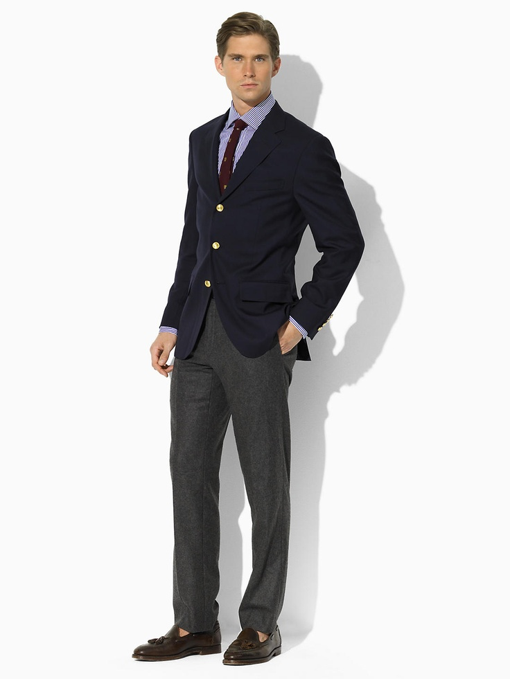 3 Button Sport Coat - Coat Nj