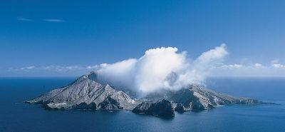 New Zealand's most active volcano, White Island