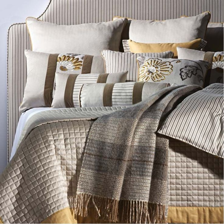 1000 images about literie on pinterest madeira cuisine and colors. Black Bedroom Furniture Sets. Home Design Ideas