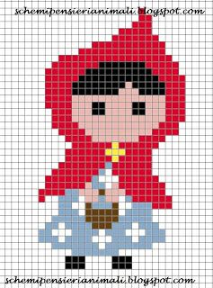 Cross stitch/hama/perler