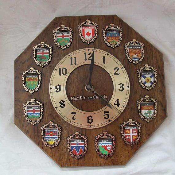 Your Place To Buy And Sell All Things Handmade Clock Vintage Clock Wall Clock