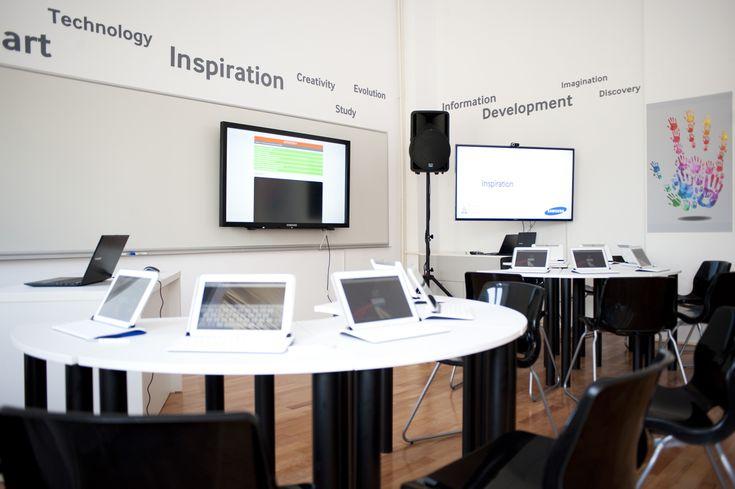 Ministerul Educatiei Nationale in parteneriat cu Samsung lanseaza proiectul Smart Classroom