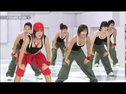 ▶ ออกกำลังกายเกาหลี ได้ผลดีมาก FIGUREROBICH by Jung Dayeon Thank you. - YouTube YEs!!