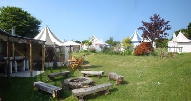 Belle Tents Glamping Cornwall