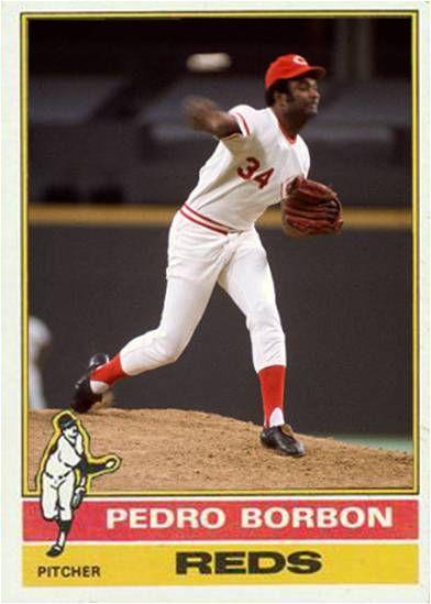 Pedro Bordon Cincinnati Reds