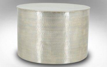 Dimple Aluminium Coffee Table