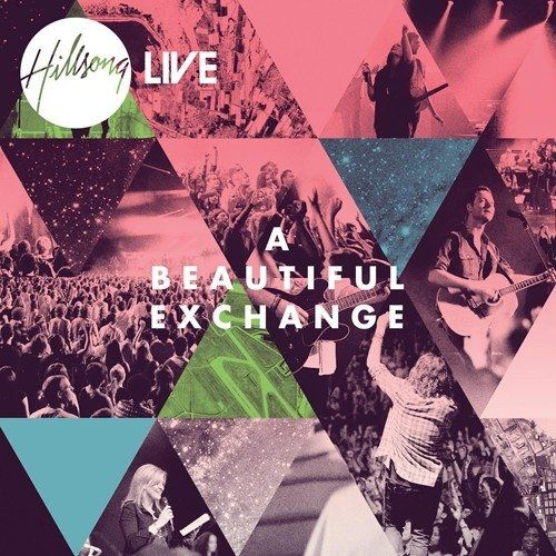 CD Cover for Hillsong, very creative and interesting.