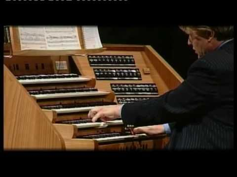 ▶ ALBINONI: ADAGIO - XAVER VARNUS PLAYS THE INAUGURAL ORGAN RECITAL OF THE PALACE OF ARTS OF BUDAPEST - YouTube
