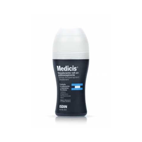 Isdin Medicis Desodorante Roll-on 50ml