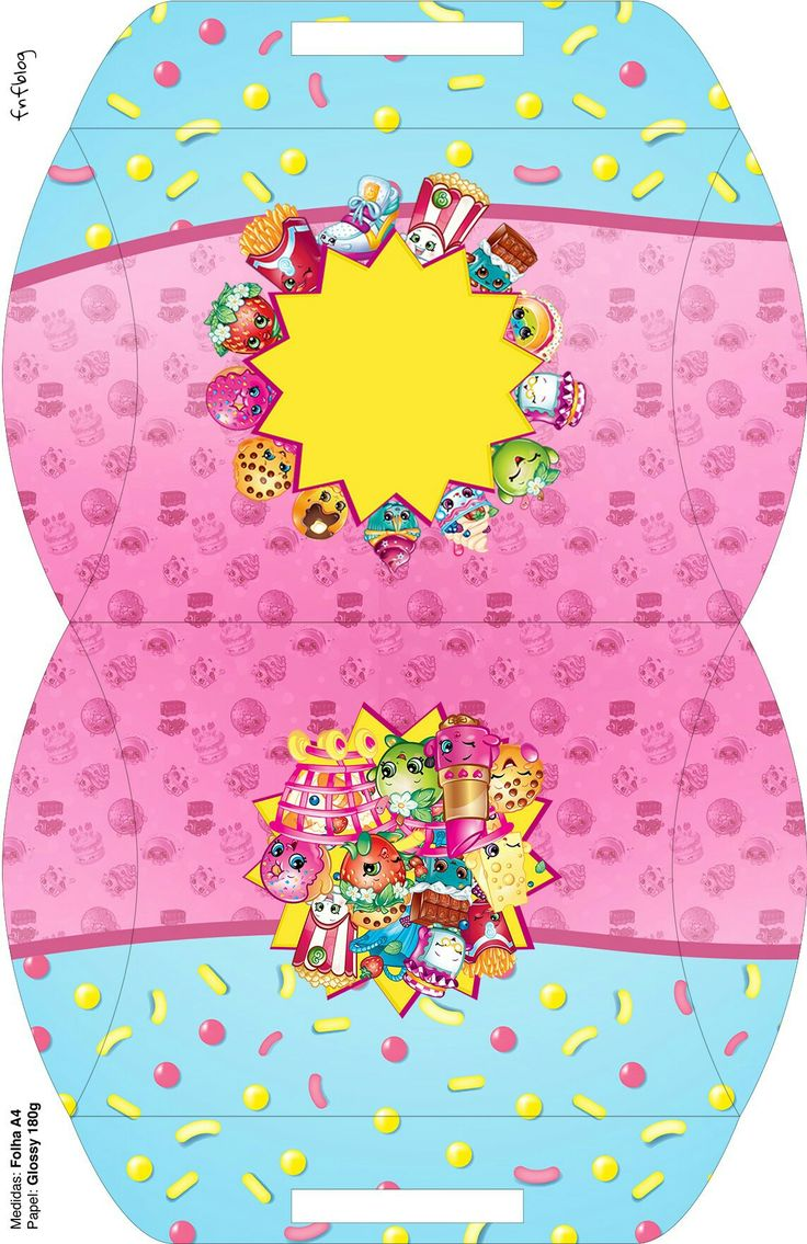 Hello Kitty Parties Party Shopkins Printables 8th Birthday Anna Kit Rolodex Stage Backdrops