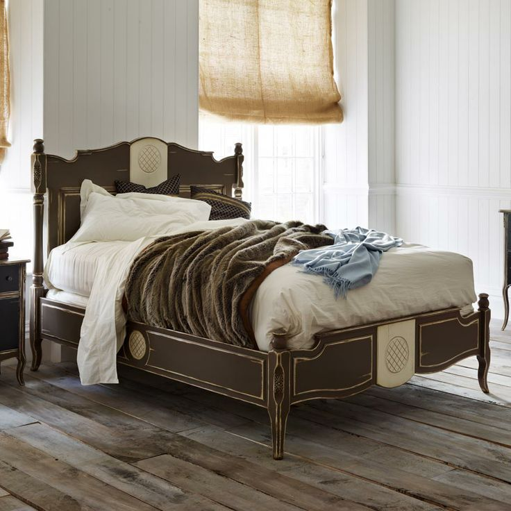 24 Best Painted Beds Images On Pinterest Painted Beds 3 4 Beds And Bed Furniture
