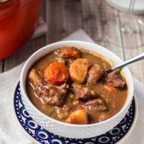 Comforting Beef Stew - Olivia's Cuisine