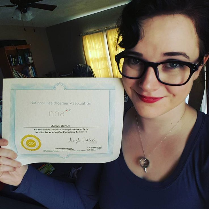 I passed my phlebotomy certification exam! #certified #phlebotomy #hardworkpaysoff #cpt #nowIcanfinallygetajob