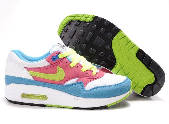 FashionSneakers women - Nike Air Max 95 triple white