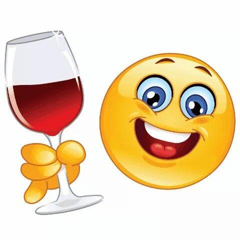 Wine drink Smiley - www.facebook.compagesGreat-Jokes-Funny ...  Wine drink Smil...