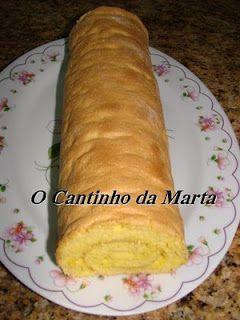 O Cantinho da Marta: Torta Fofa