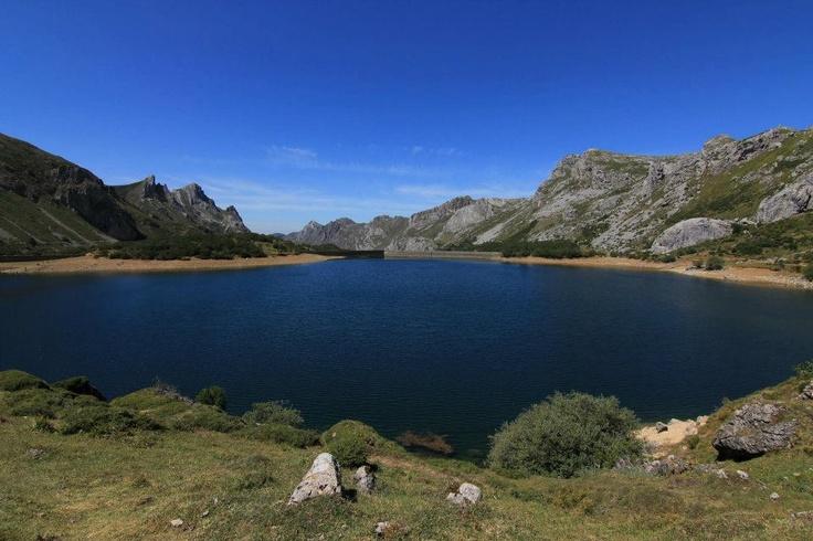 Somiedo Lake. Asturias  www.whereisasturias.com