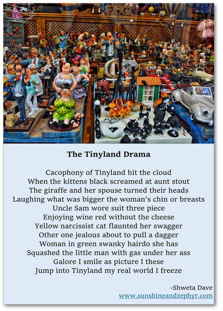 The Tinyland Drama – A funny poem