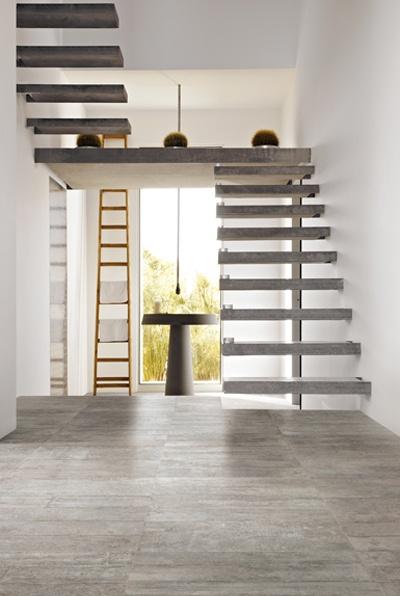 Concrete fliser klinker (beton look, 60x60)