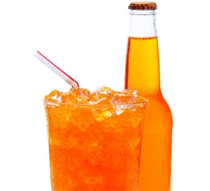 Апельсиновый лимонад или «Домашняя Фанта». Ингредиенты:Апельсиновый лимонад или «Домашняя Фанта».8 апельсинов (нам понадобятся только корочки)4 лимона (только сок и мякоть, без к...