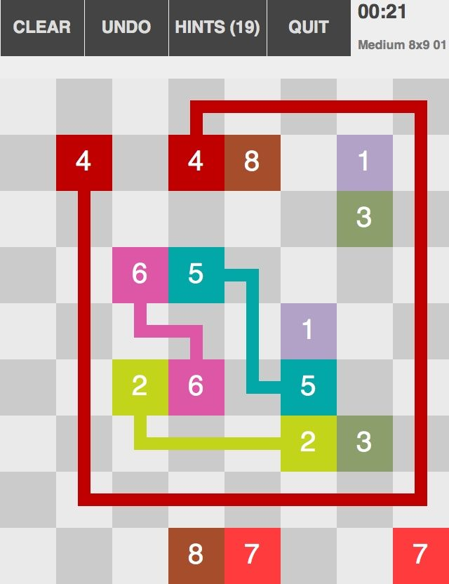 Play A Perplexing Puzzle Of Spatial Logic With 100 Free Levels