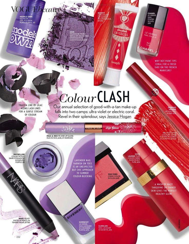 fashion beauty magazines