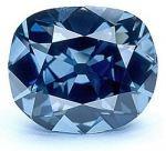 Голубые алмазы и бриллианты, синие алмазы и бриллианты Blue Diamond