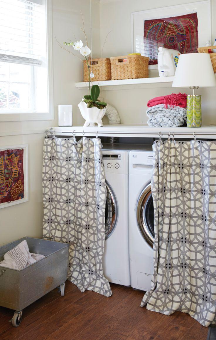 Best 25 Laundry Room Curtains Ideas On Pinterest