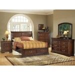 Acme Furniture - Hennessy Louis Philippe 6-Pc Bedroom Set - 19450Q-SET   SPECIAL PRICE: $1,989.99