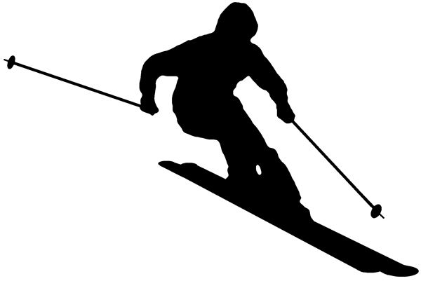 skier silhouette images   Ideal skier silhouette. A call for assistance. - Page 5