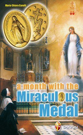 The Miraculous Medal is a very special gift that God has given us. By meditating on its meaning and its message in prayer, we can fill our lives with miracles and graces! This book can be used almost like a spiritual exercise; dedicating a whole month to Mary means inviting Our Blessed Mother into our daily life and the depths of our heart.