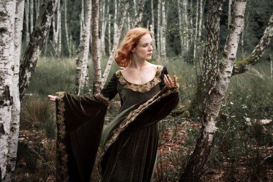The White Priestess